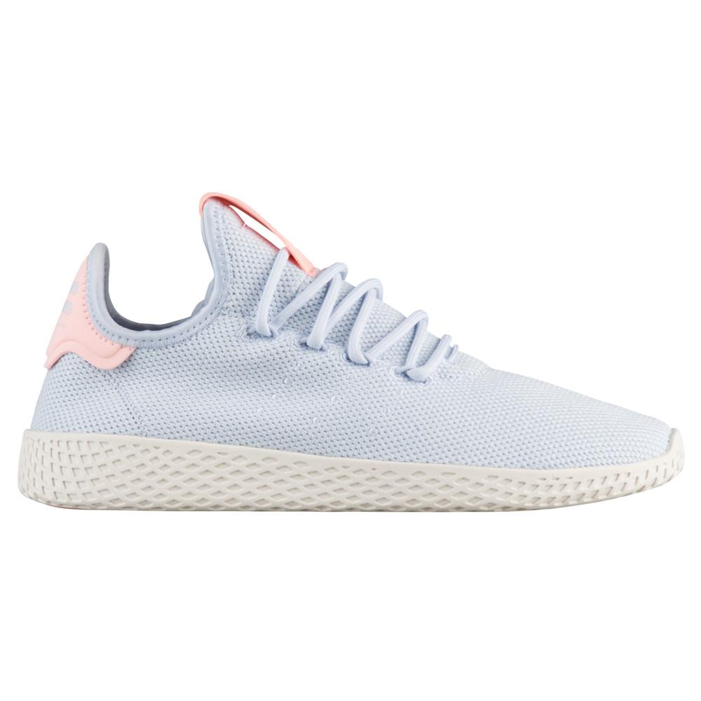 アディダス adidas Originals レディース ランニング・ウォーキング シューズ・靴【PW Tennis HU】Aero Blue/Aero Blue/Chalk White