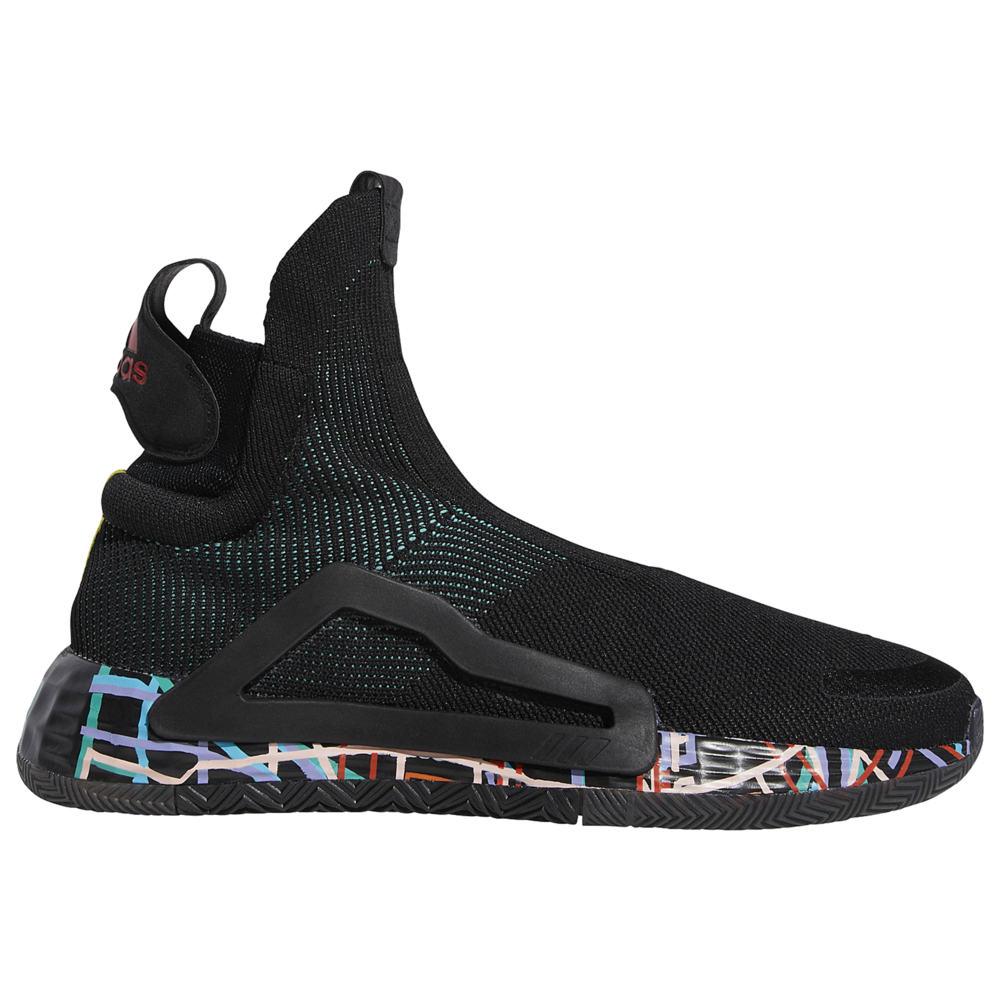 アディダス adidas メンズ バスケットボール シューズ・靴【N3XT L3V3L】Black/Green/Pink