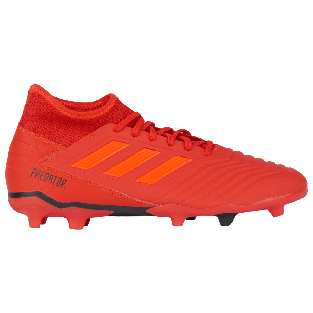 アディダス adidas メンズ サッカー シューズ・靴【Predator 19.3 FG】Active Red/Solar Red/Core Black Initiator