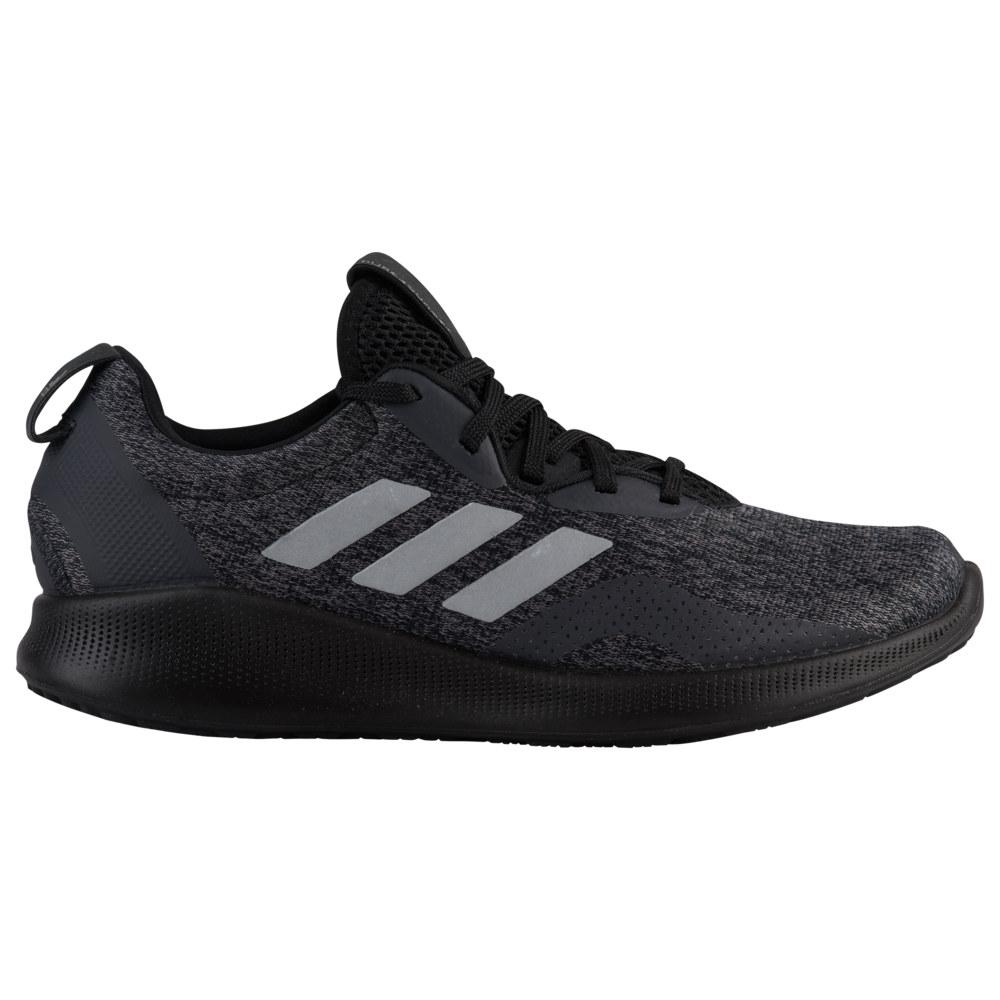 アディダス adidas レディース ランニング・ウォーキング シューズ・靴【Purebounce+ Street】Core Black/Tech Silver Met/Carbon