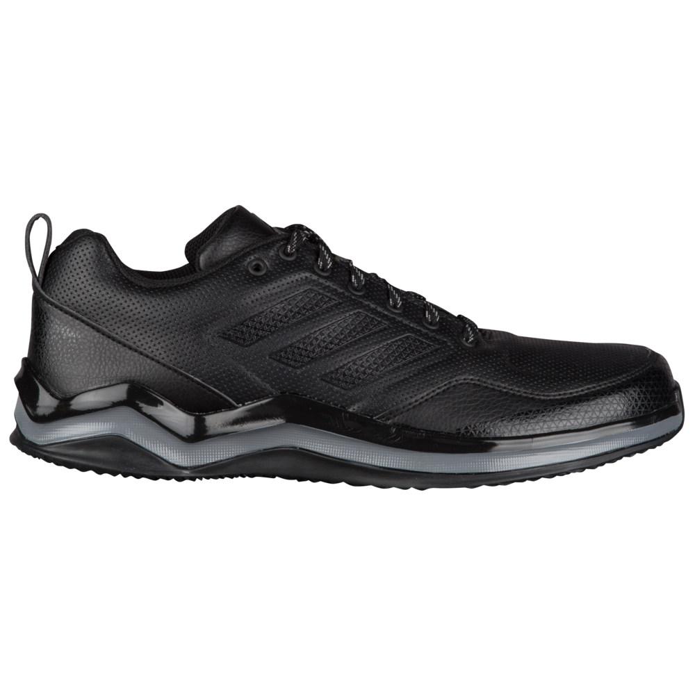 アディダス adidas メンズ 野球 シューズ・靴【Speed Trainer 3.0】Black/Black/Iron Metallic