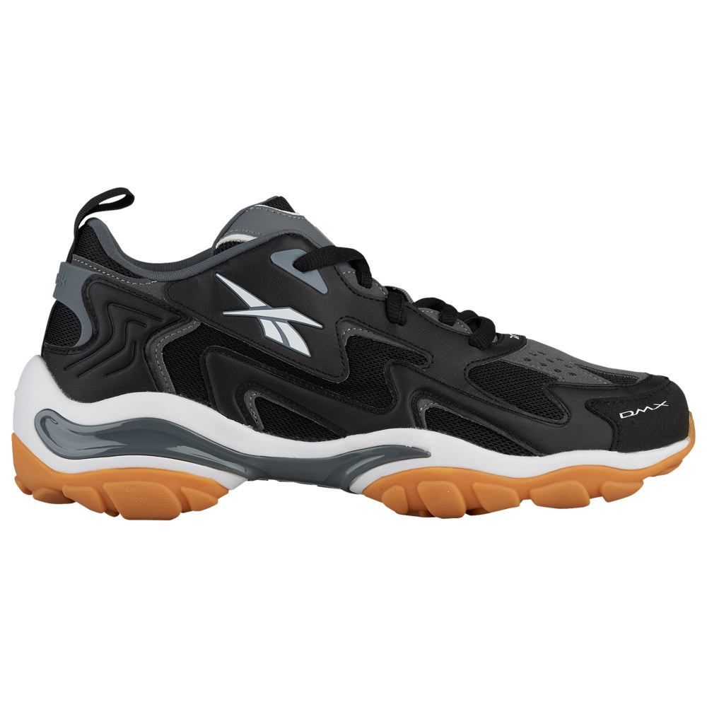 リーボック Reebok メンズ ランニング・ウォーキング シューズ・靴【DMX Run 1600】Black/Alloy/White/Gum
