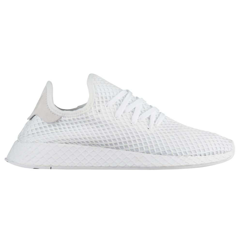 アディダス adidas Originals メンズ ランニング・ウォーキング シューズ・靴【Deerupt Runner】White/White/White