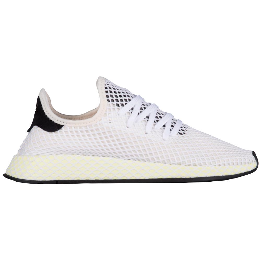 アディダス adidas Originals メンズ ランニング・ウォーキング シューズ・靴【Deerupt Runner】Chalk White/Black/Black