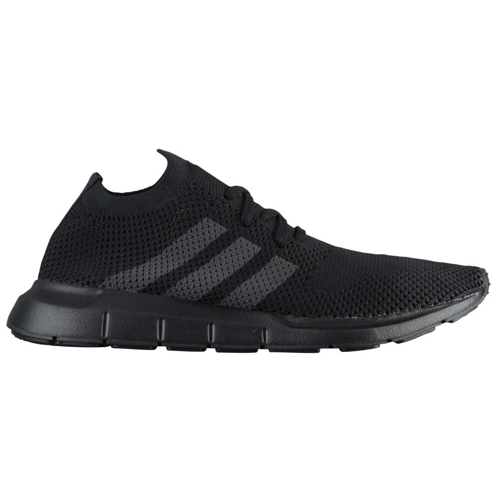アディダス adidas Originals メンズ ランニング・ウォーキング シューズ・靴【Swift Run Primeknit】Black/Grey/Black