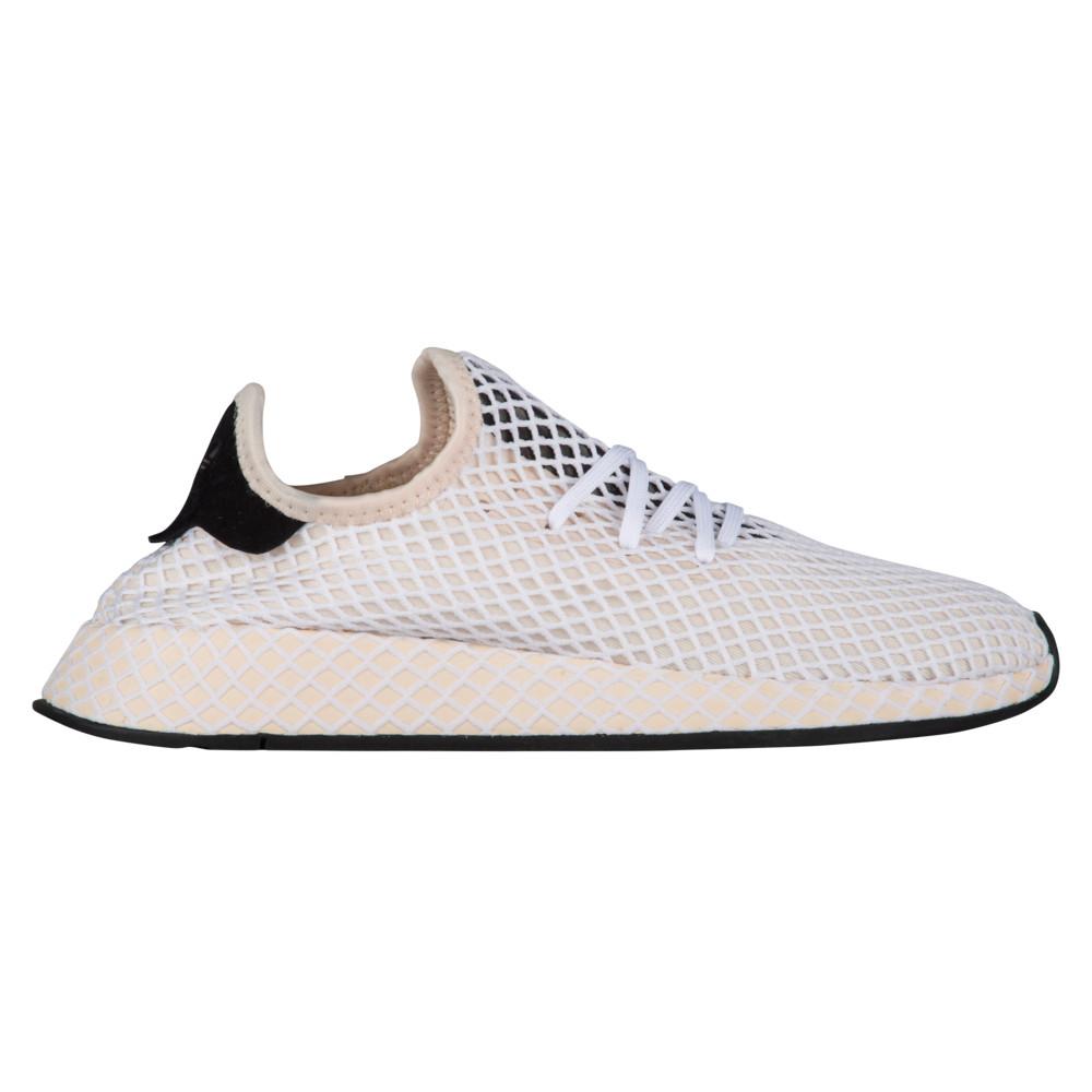アディダス adidas Originals レディース ランニング・ウォーキング シューズ・靴【Deerupt Runner】Linen/Black