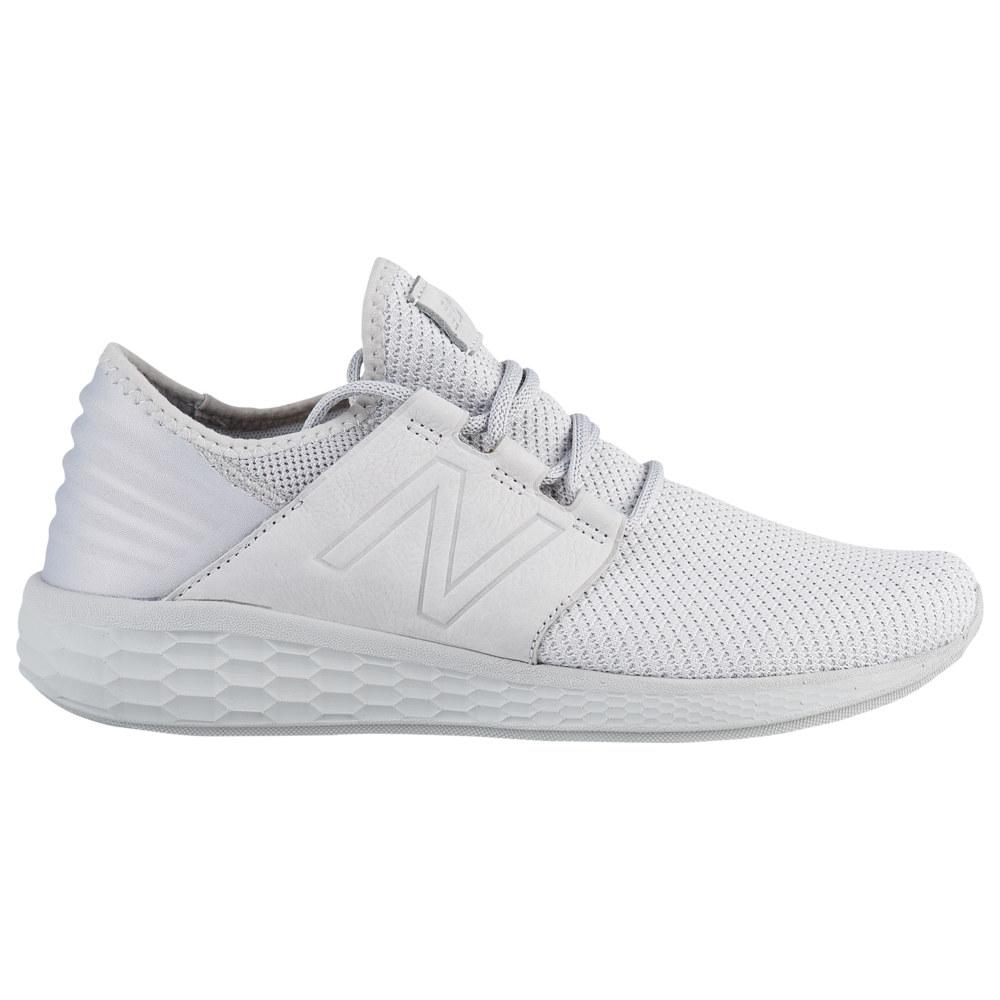 ニューバランス New Balance メンズ ランニング・ウォーキング シューズ・靴【Fresh Foam Cruz V2 Nubuck】Arctic Fox/White