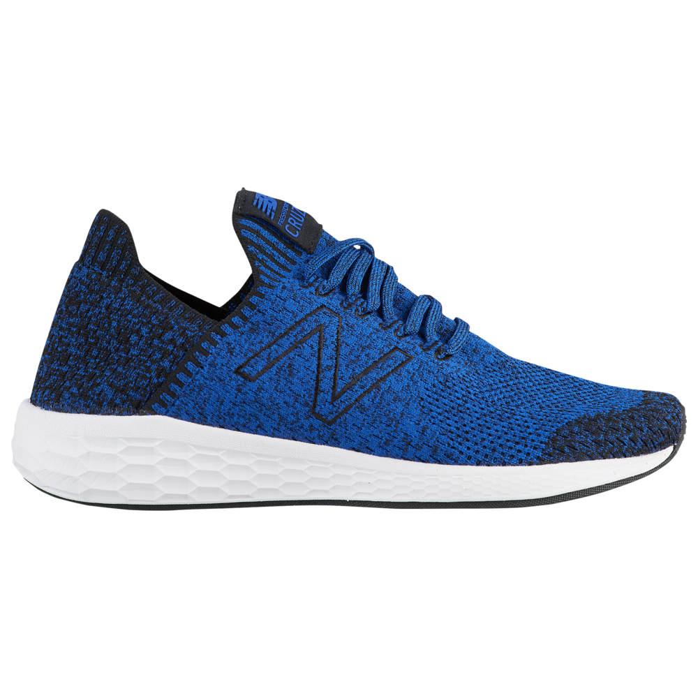 ニューバランス New Balance メンズ ランニング・ウォーキング シューズ・靴【Fresh Foam Cruz V2 Sock】Team Royal/Black