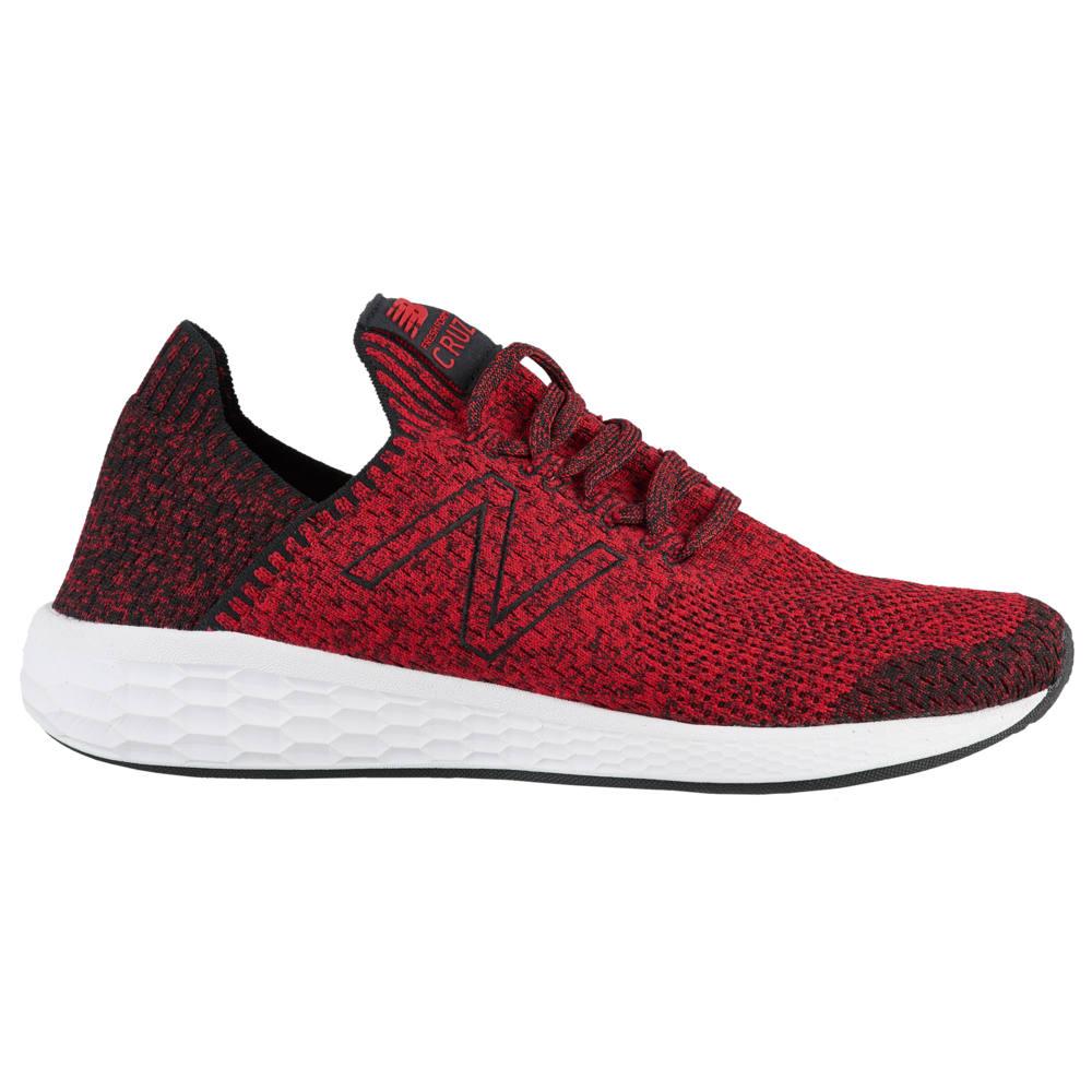 ニューバランス New Balance メンズ ランニング・ウォーキング シューズ・靴【Fresh Foam Cruz V2 Sock】Team Red/Black