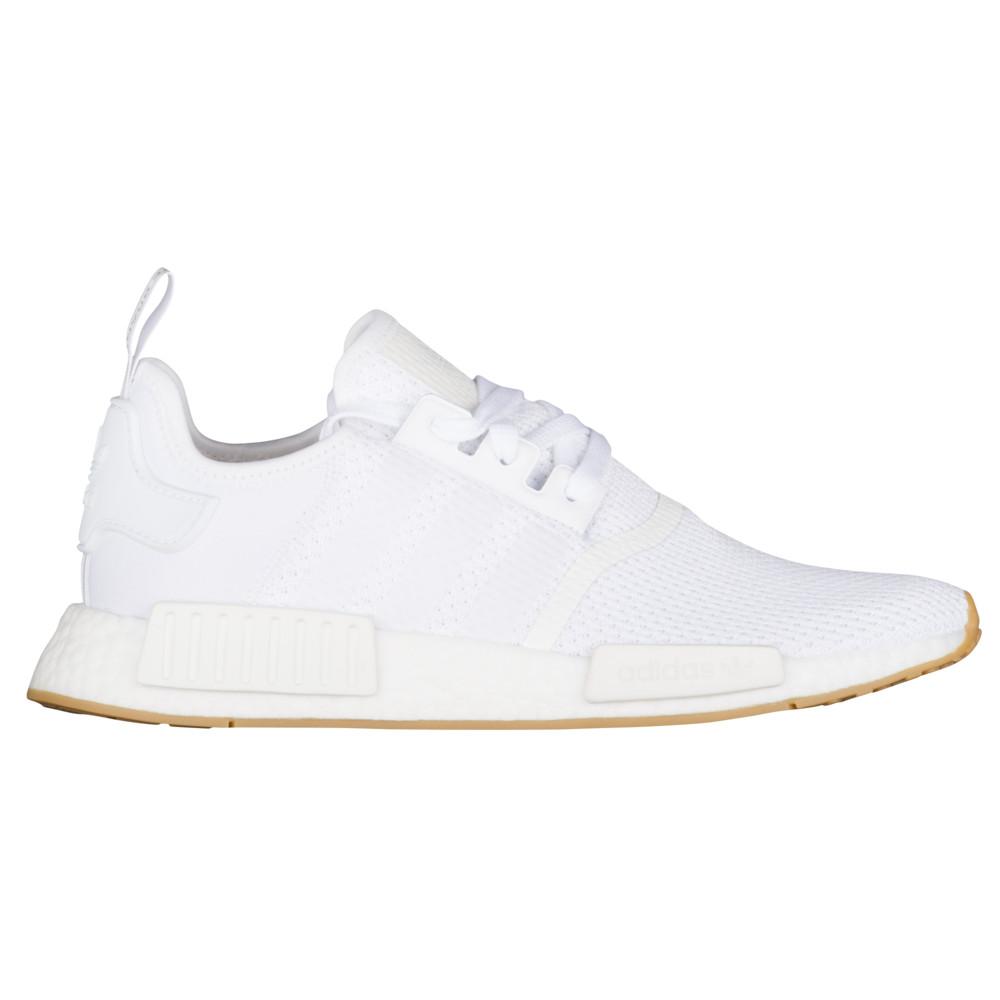 アディダス adidas Originals メンズ ランニング・ウォーキング シューズ・靴【NMD R1】White/White/Gum