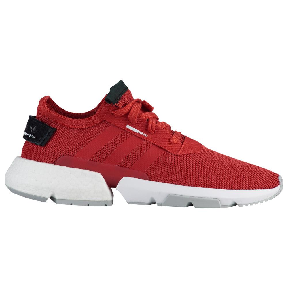 アディダス adidas Originals メンズ ランニング・ウォーキング シューズ・靴【POD-S3.1】Tactile Red/Tactile Red/White