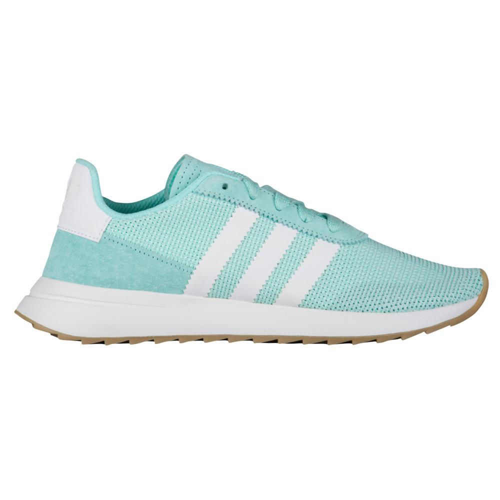 アディダス adidas Originals レディース ランニング・ウォーキング シューズ・靴【FLB Runner】Energy Aqua/White/Gum
