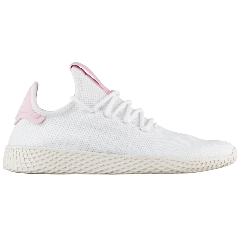 アディダス adidas Originals レディース ランニング・ウォーキング シューズ・靴【PW Tennis HU】White/White/Crystal White