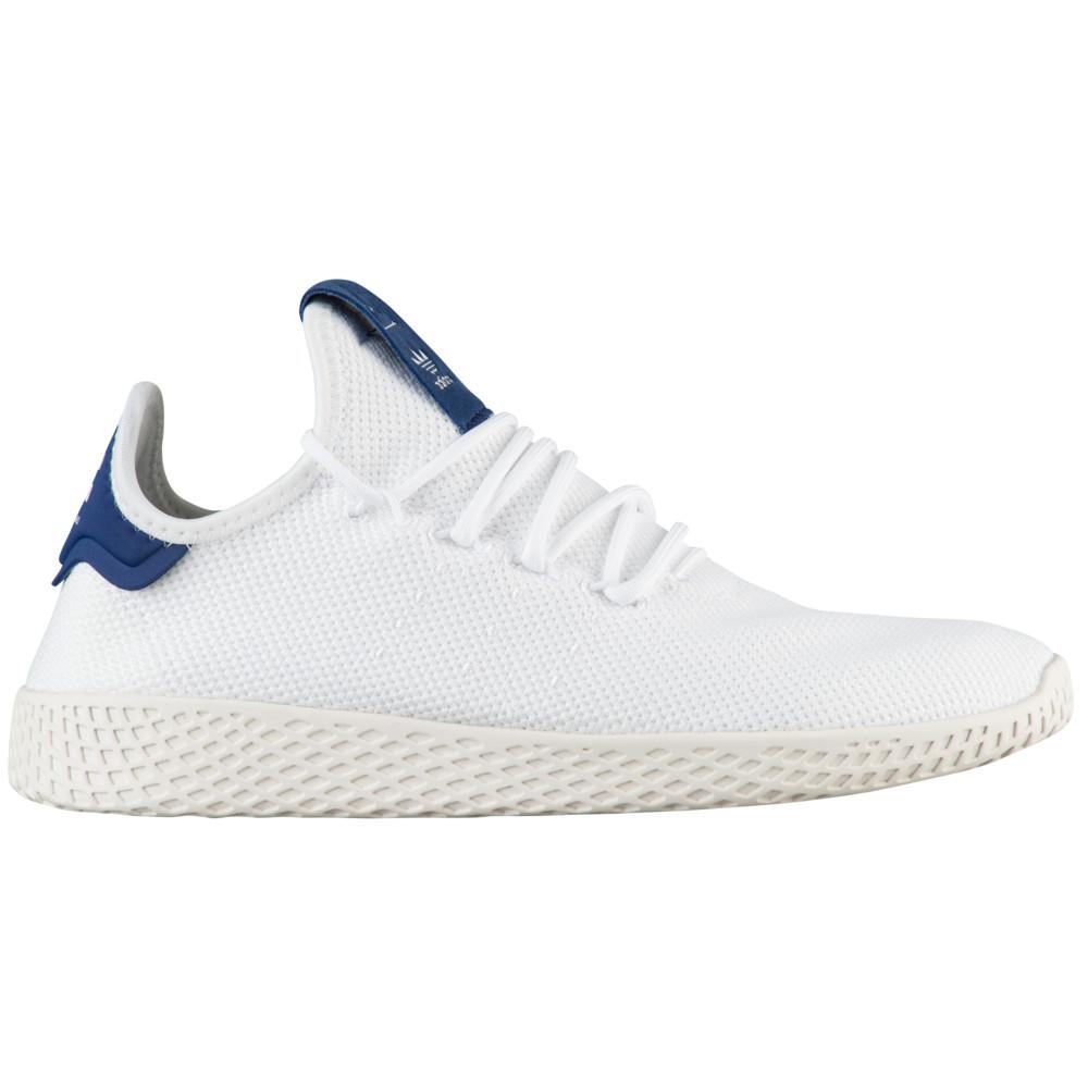 アディダス adidas Originals レディース ランニング・ウォーキング シューズ・靴【PW Tennis HU】White/Blue