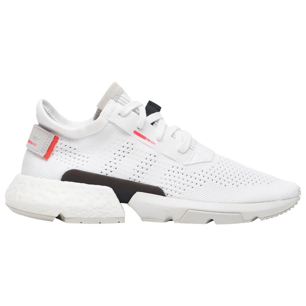アディダス adidas Originals メンズ ランニング・ウォーキング シューズ・靴【POD-S3.1】White/White/Shock Red