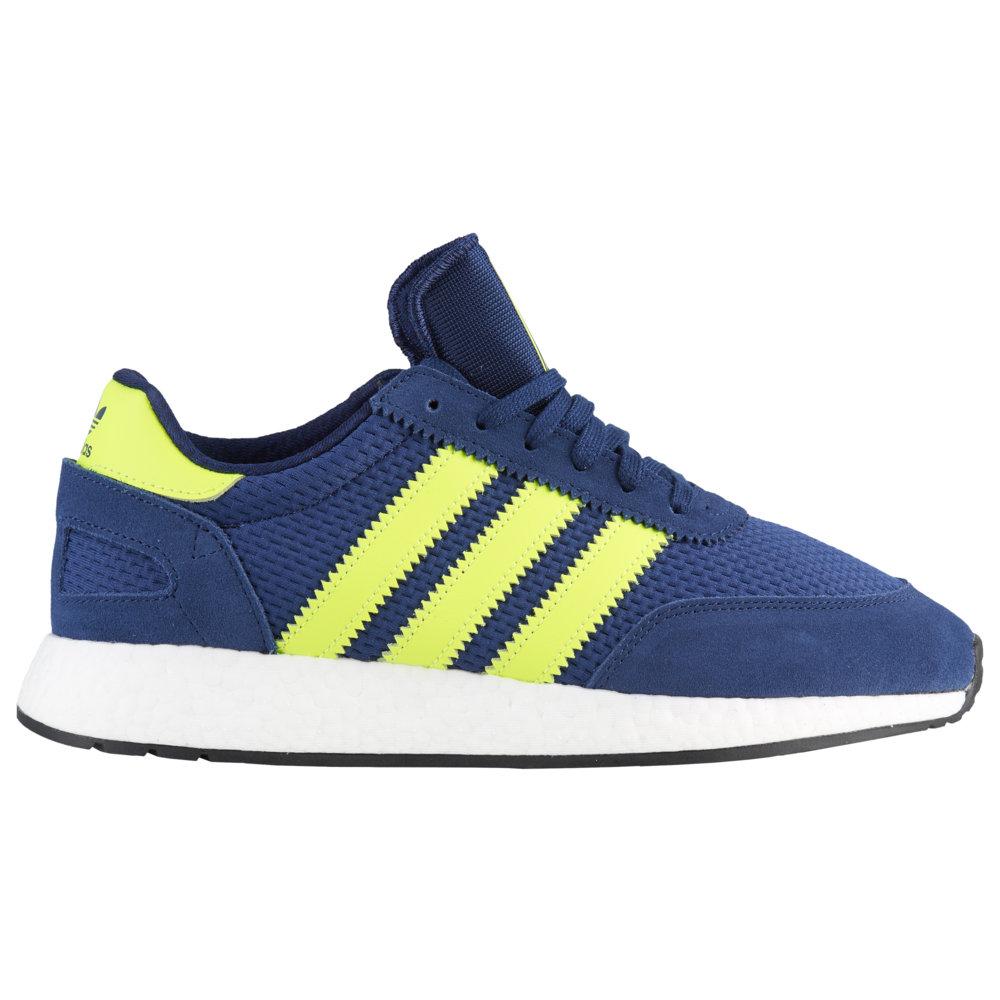 アディダス adidas Originals メンズ ランニング・ウォーキング シューズ・靴【I-5923】Dark Blue/Solar Yellow/White