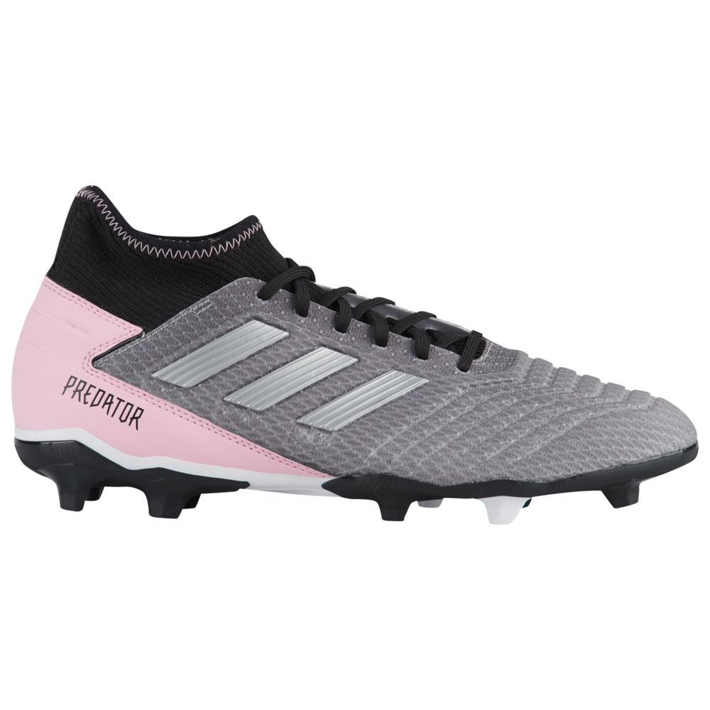 アディダス adidas レディース サッカー シューズ・靴【Predator 19.3 FG】Core Black/Silver Metallic