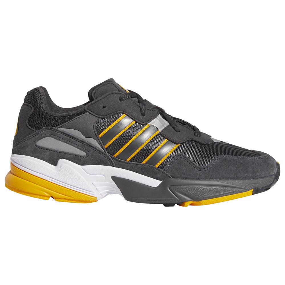 アディダス adidas Originals メンズ ランニング・ウォーキング シューズ・靴【Yung-96】Grey/Carbon/Collegiate Gold