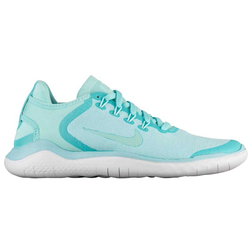ナイキ Nike レディース ランニング・ウォーキング シューズ・靴【Free RN 2018】Island Green/Igloo Reflective