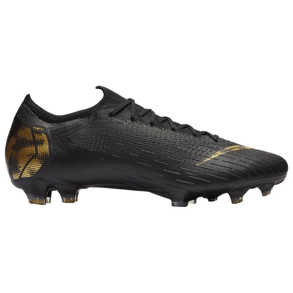 ナイキ Nike メンズ サッカー シューズ・靴【Mercurial Vapor 360 Elite FG】Black/Metallic Gold Black Lux
