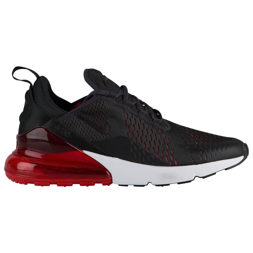 ナイキ Nike メンズ ランニング・ウォーキング シューズ・靴【Air Max 270】Oil Grey/Oil Grey/Habanero Red/Black