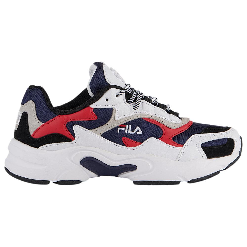 フィラ Fila レディース ランニング・ウォーキング シューズ・靴【Luminance】White/Navy/Red