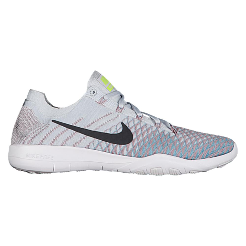 ナイキ Nike レディース フィットネス・トレーニング シューズ・靴【Free TR Flyknit 2】Pure Platinum/Anthracite/Plum Fog/Mica Blue/Volt Wild Child Pack
