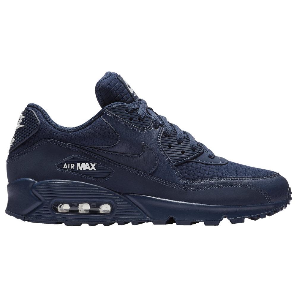 ナイキ Nike メンズ ランニング・ウォーキング シューズ・靴【Air Max 90】Midnight Navy/White