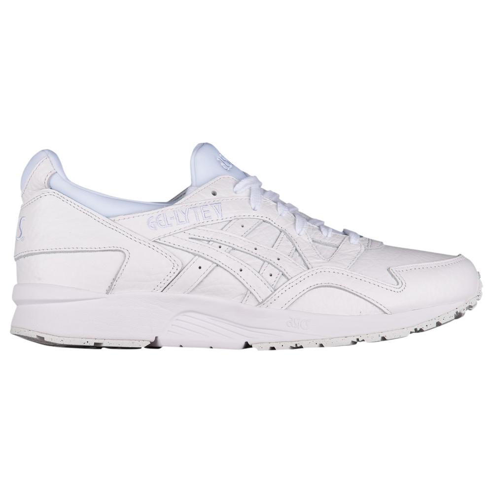 アシックス ASICS Tiger メンズ ランニング・ウォーキング シューズ・靴【GEL-Lyte V】White/White