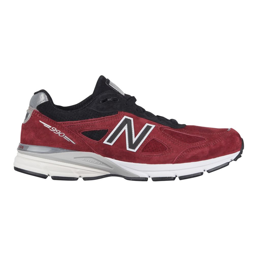 ニューバランス New Balance メンズ ランニング・ウォーキング シューズ・靴【990】Mercury Red/Black