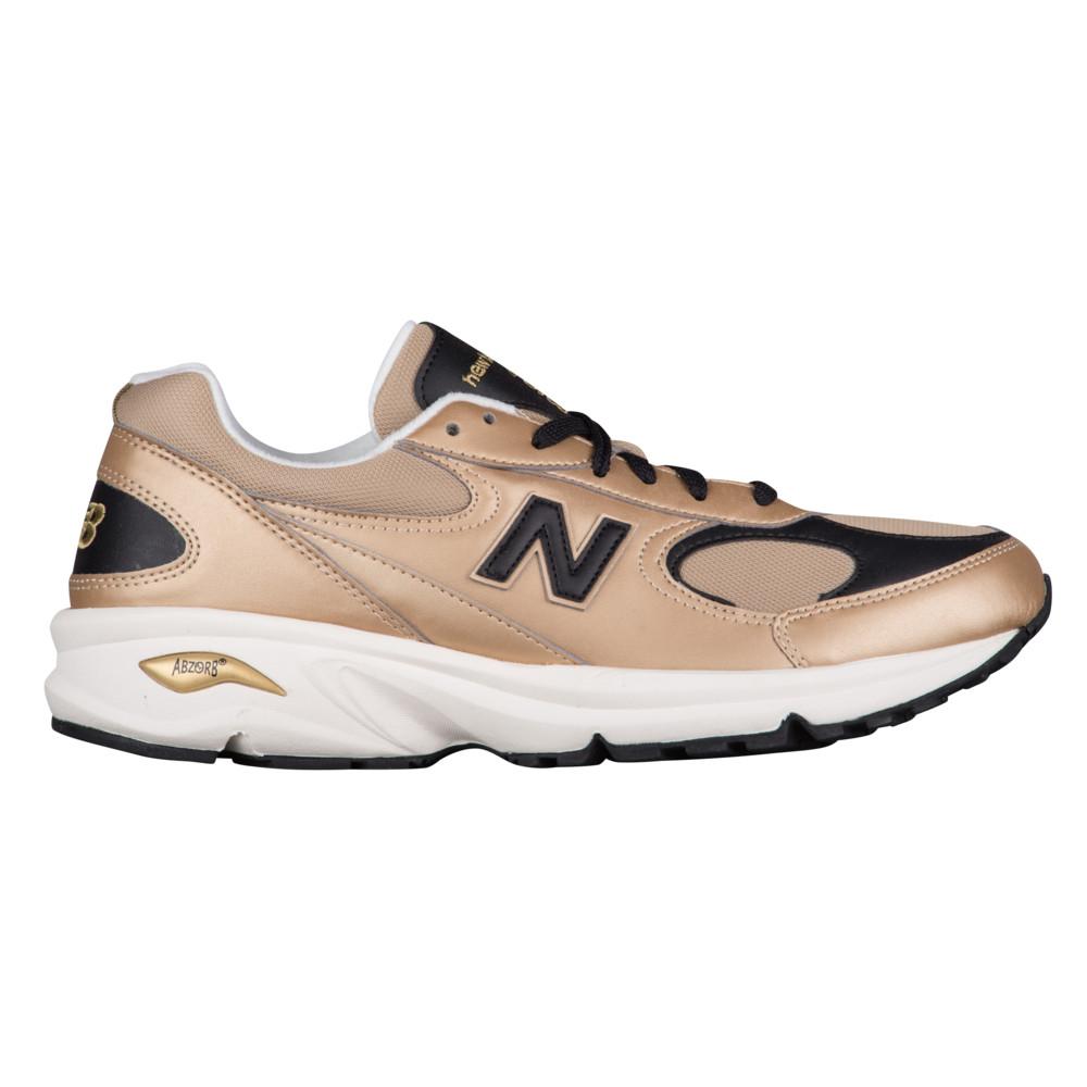 ニューバランス New Balance メンズ ランニング・ウォーキング シューズ・靴【498】Metallic Gold/Black