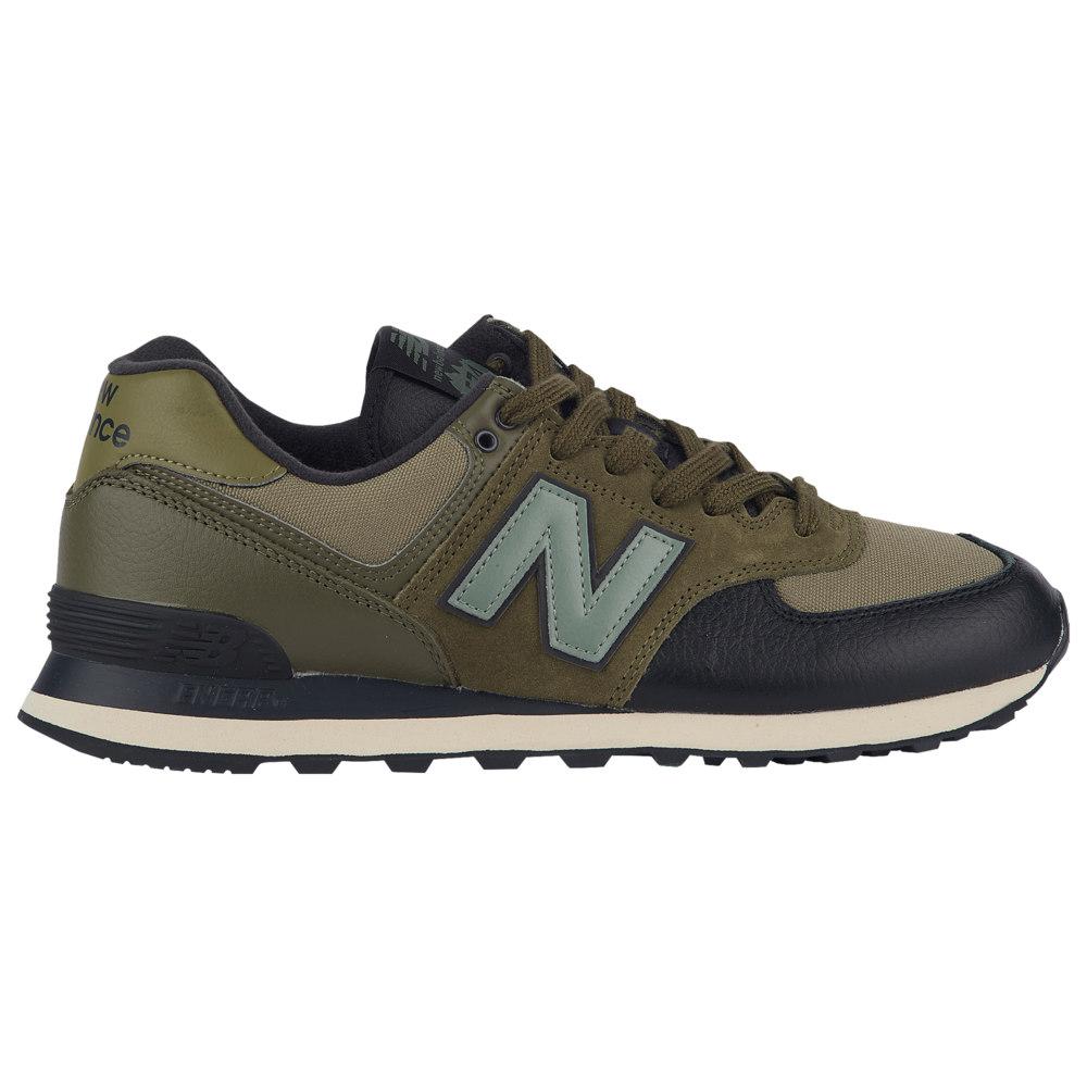 ニューバランス New Balance メンズ ランニング・ウォーキング シューズ・靴【574 Classic】Covert Green/Triumph Green