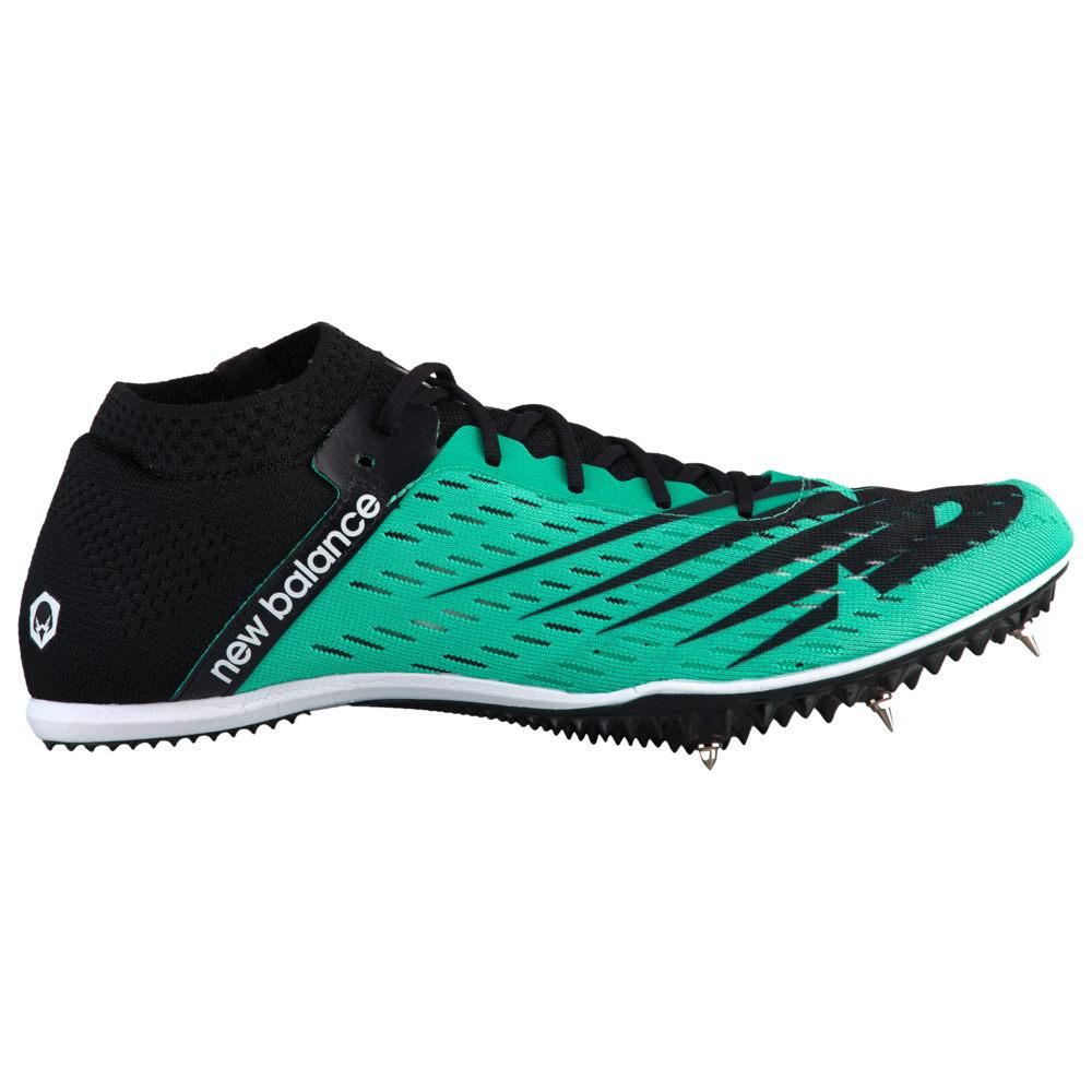 ニューバランス New Balance メンズ 陸上 シューズ・靴【MD800 V6】Neon Emerald/Black