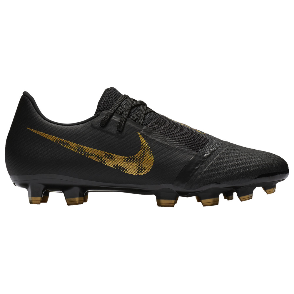 ナイキ Nike メンズ サッカー シューズ・靴【Phantom Venom Academy FG】Black/Metallic Vivid Gold Black Lux