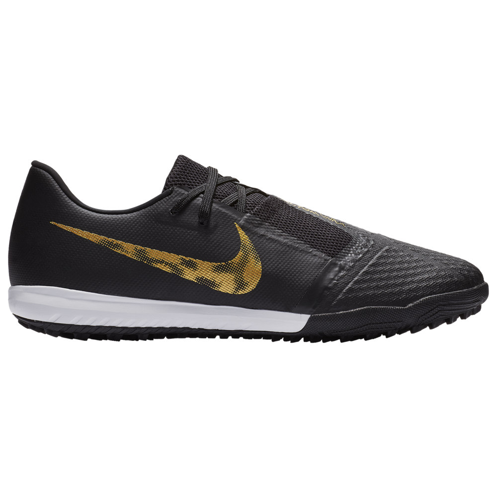 ナイキ Nike メンズ サッカー シューズ・靴【Phantom Venom Academy TF】Black/Metallic Gold Black Lux