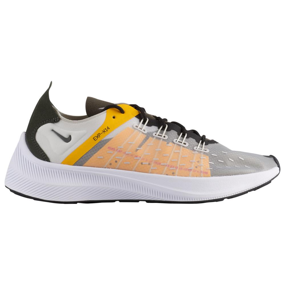 ナイキ Nike メンズ ランニング・ウォーキング シューズ・靴【Exp X14】Light Bone/Bright Mango/Sequoia/Amarillo