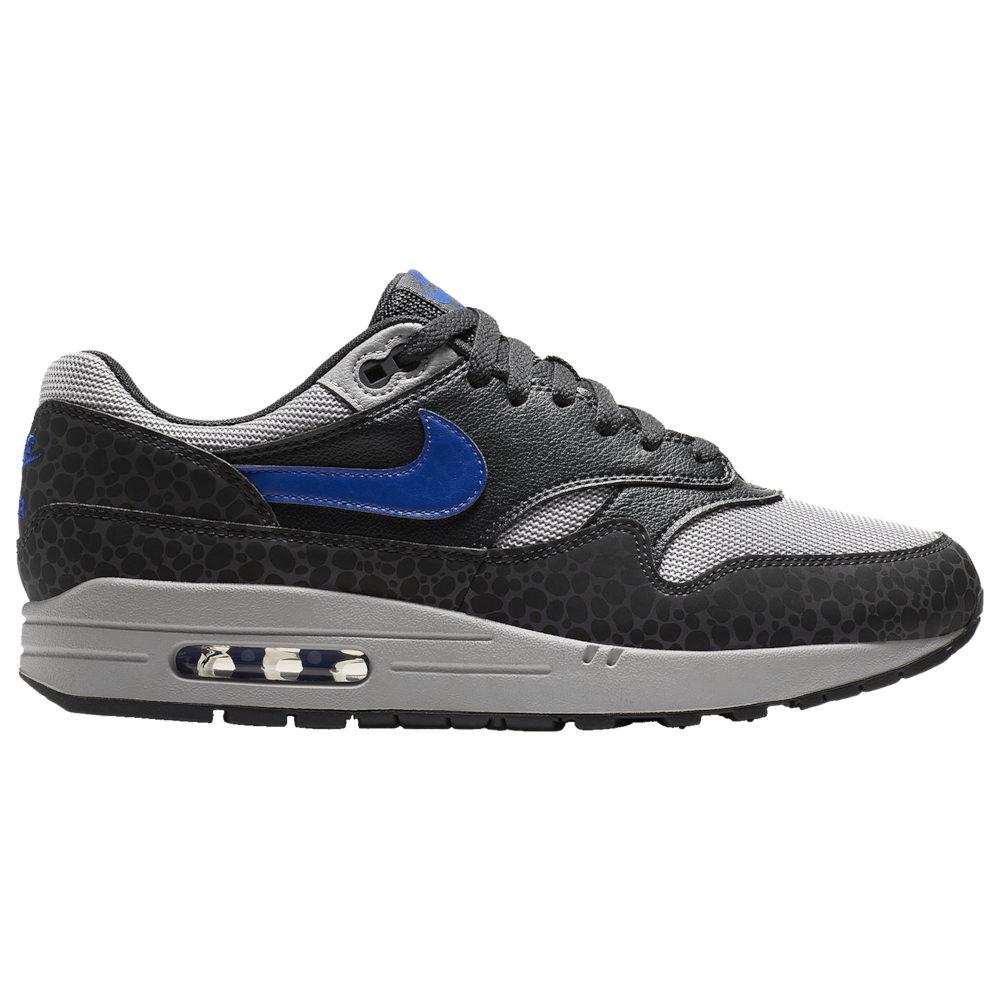 ナイキ Nike メンズ ランニング・ウォーキング シューズ・靴【Air Max 1】Off Noir/Hyper Blue/Atmosphere Grey Premium