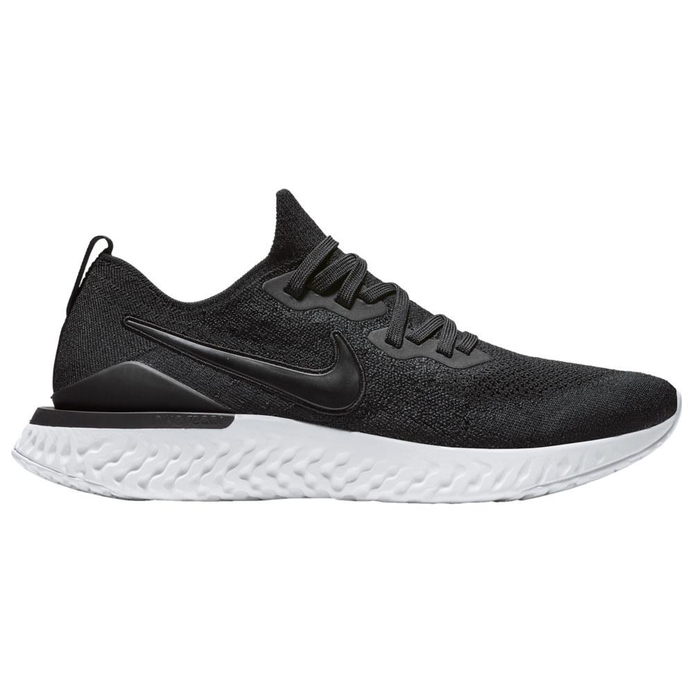 ナイキ Nike メンズ ランニング・ウォーキング シューズ・靴【Epic React Flyknit 2】Black/Black