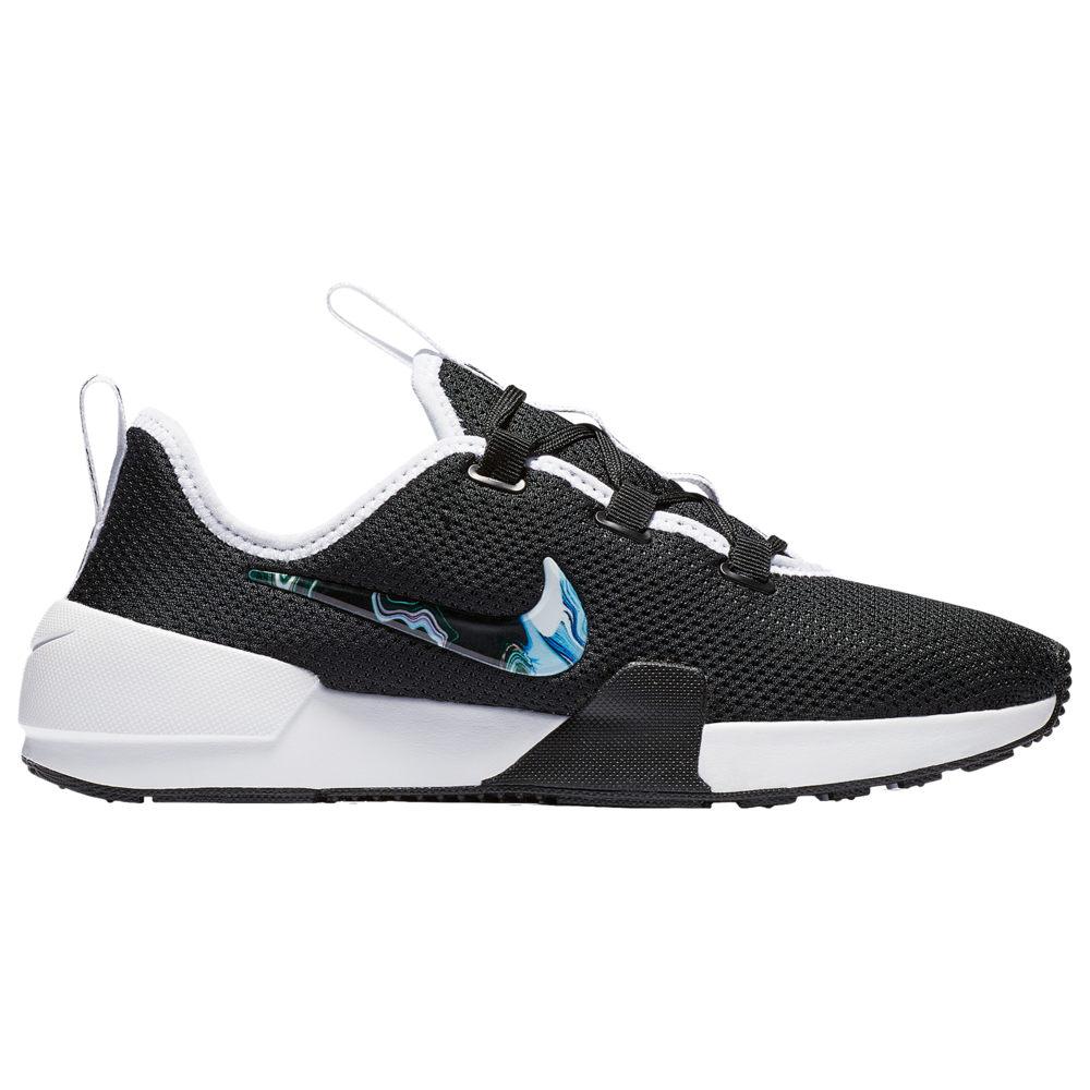 ナイキ Nike レディース ランニング・ウォーキング シューズ・靴【Ashin Modern】Black/Black/White Marble Print Pack