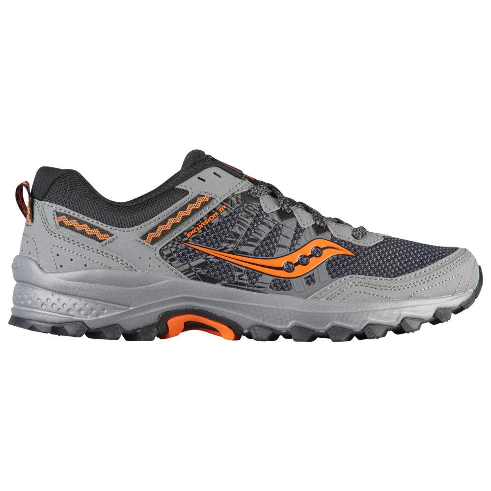 サッカニー Saucony メンズ ランニング・ウォーキング シューズ・靴【Excursion TR 12】Grey/Orange
