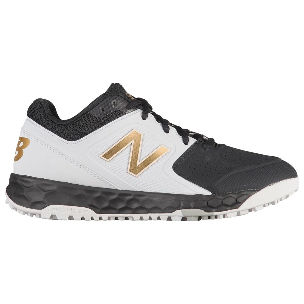 ニューバランス New Balance レディース 野球 シューズ・靴【STVELOv1 W Turf】Black/White