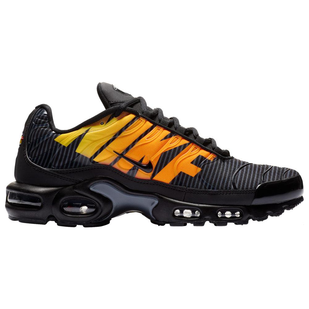 ナイキ Nike メンズ ランニング・ウォーキング シューズ・靴【Air Max Plus TN】Black/Tour Yellow/Total Orange SE