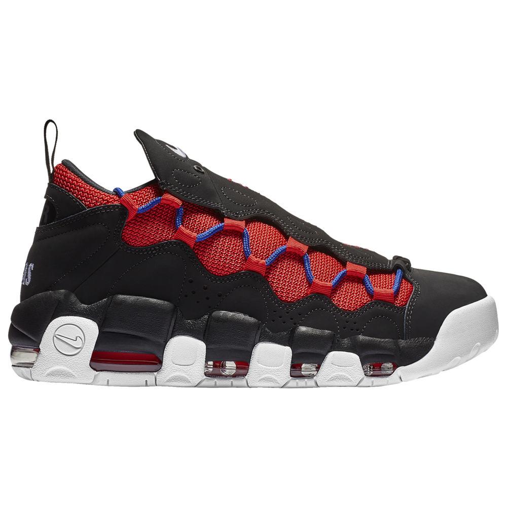 ナイキ Nike メンズ シューズ・靴 スニーカー【Air More Money】Black/White/University Red