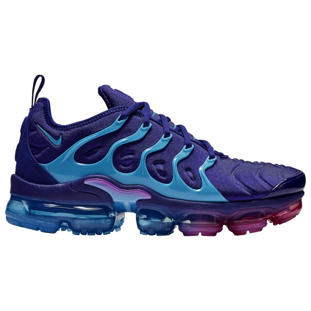 ナイキ Nike メンズ ランニング・ウォーキング シューズ・靴【Air Vapormax Plus】Regency Purple/Light Blue Fury Wonders of the City