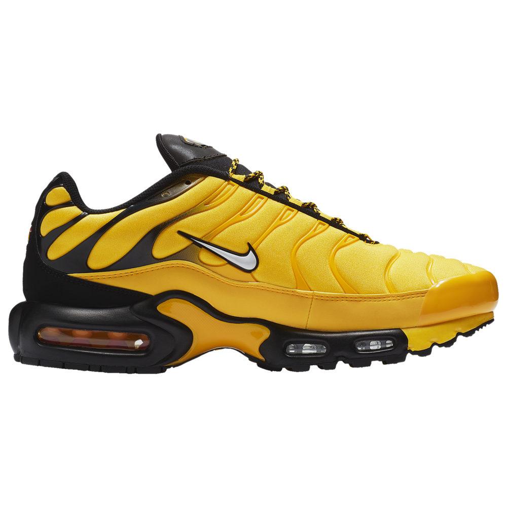 ナイキ Nike メンズ ランニング・ウォーキング シューズ・靴【Air Max Plus】Tour Yellow/White/Black Frequency Pack