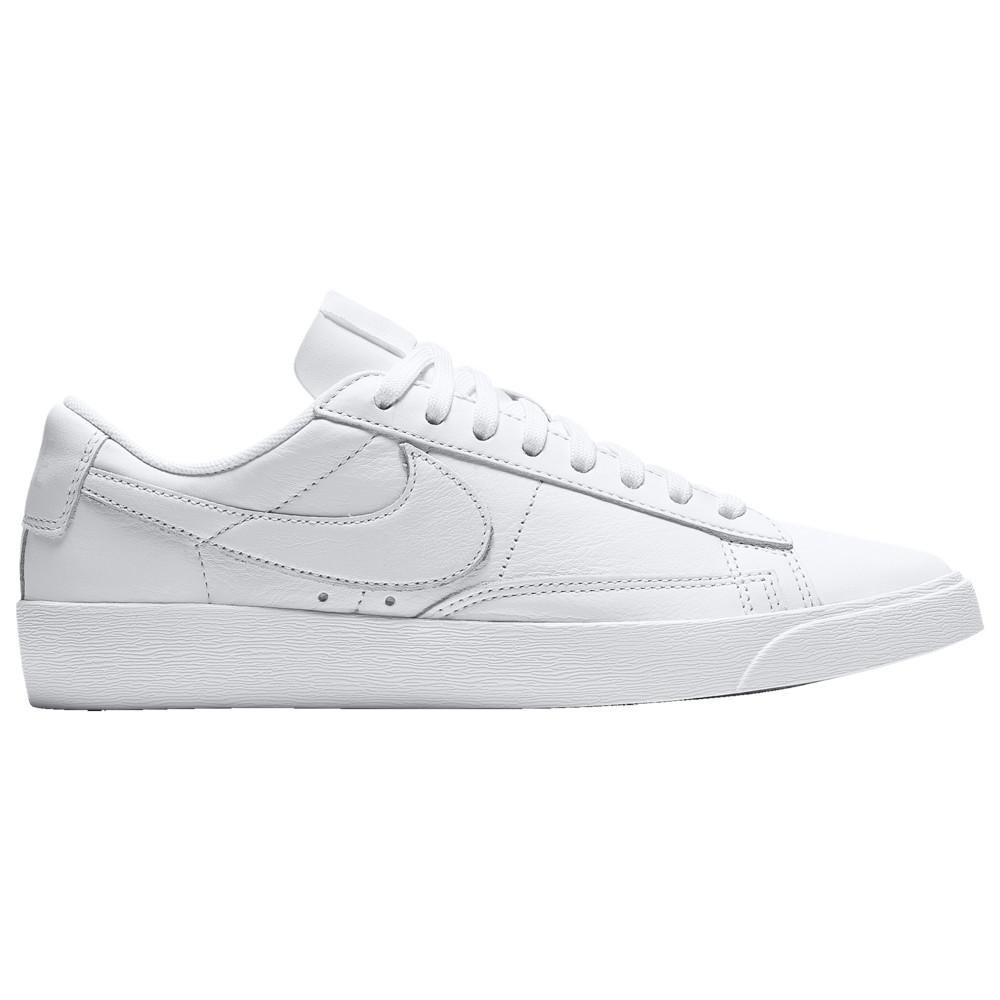 ナイキ Nike レディース シューズ・靴 スニーカー【Blazer Low】White/White/White LE