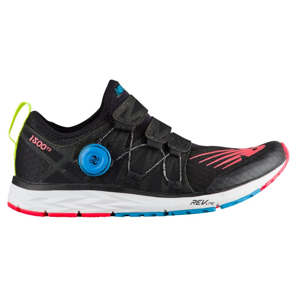 ニューバランス New Balance レディース 陸上 シューズ・靴【1500 T2】Black/Hi-Lite/Maldives Blue