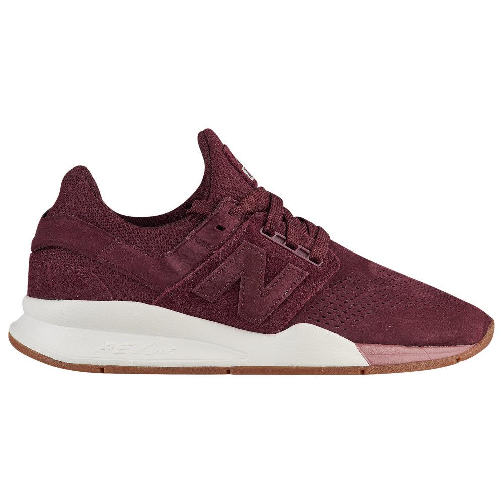 ニューバランス New Balance レディース ランニング・ウォーキング シューズ・靴【247 V2】Burgundy/Dark Oxide