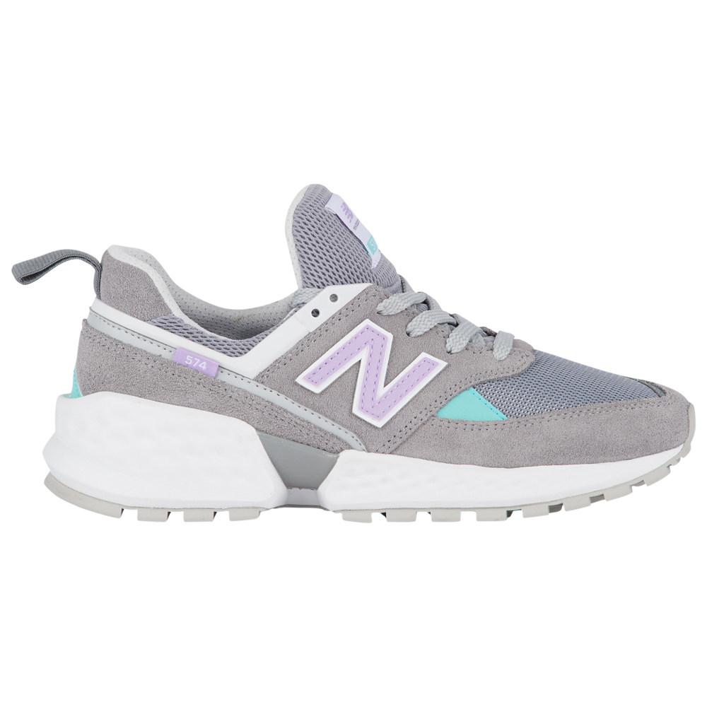 ニューバランス New Balance レディース ランニング・ウォーキング シューズ・靴【574 Sport】Gunmetal/Dark Violet Glo