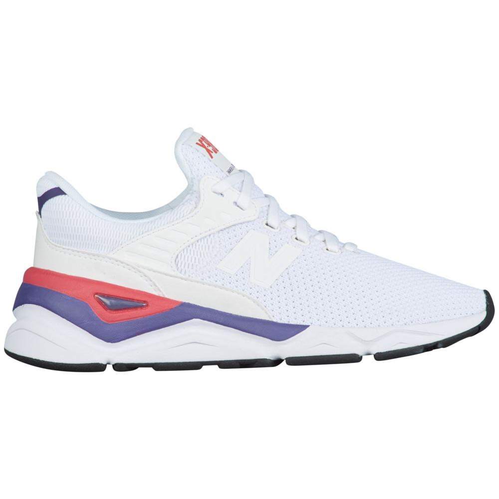 ニューバランス New Balance レディース ランニング・ウォーキング シューズ・靴【X90】Munsell White/Wild Indigo